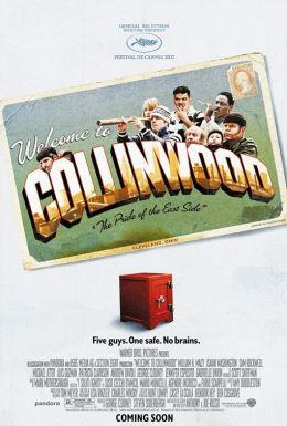 """Постер к фильму """"Добро пожаловать в Коллинвуд"""" /Welcome to Collinwood/ (2002)"""
