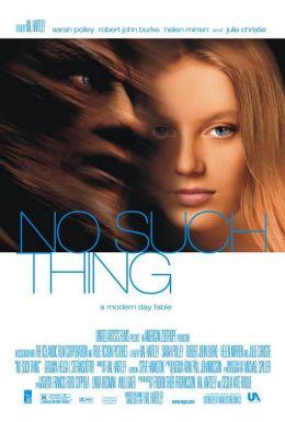 "Постер к фильму ""Монстр"" /No Such Thing/ (2001)"