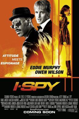 """Постер к фильму """"Обмануть всех"""" /I Spy/ (2002)"""