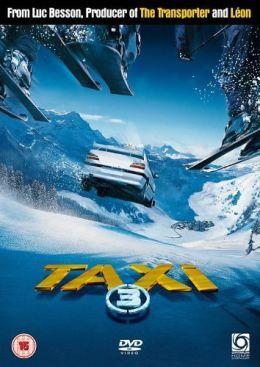 """Постер к фильму """"Такси 3"""" /Taxi 3/ (2003)"""