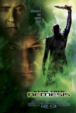 """Постер к фильму """"Звездный Путь: Возмездие"""" /Star Trek: Nemesis/ (2002)"""