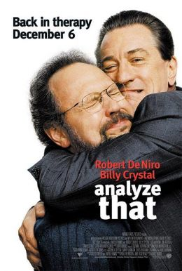 "Постер к фильму ""Анализируй то!"" /Analyze That/ (2002)"