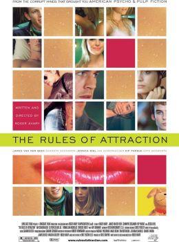 """Постер к фильму """"Правила секса"""" /The Rules of Attraction/ (2002)"""