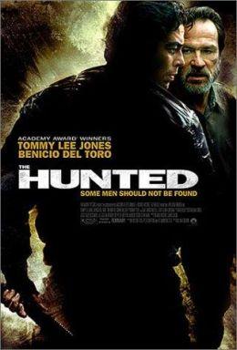 """Постер к фильму """"Загнанный"""" /The Hunted/ (2003)"""