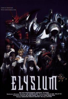 """Постер к фильму """"Элизиум"""" /Elysium/ (2003)"""