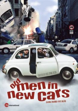 "Постер к фильму ""Дави на газ!"" /Gamle maend i nye biler/ (2002)"