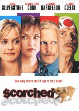 """Постер к фильму """"Хуже не бывает"""" /Scorched/ (2002)"""