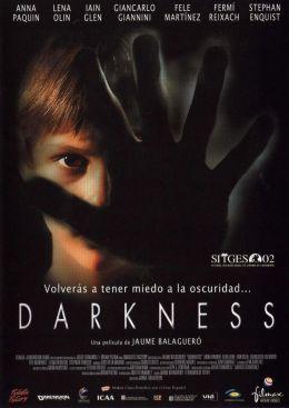 """Постер к фильму """"Тьма"""" /Darkness/ (2002)"""