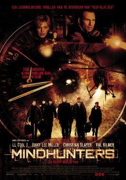 """Постер к фильму """"Охотники за разумом"""" /Mindhunters/ (2004)"""