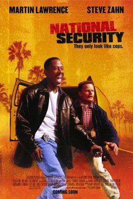 """Постер к фильму """"Национальная безопасность"""" /National Security/ (2003)"""