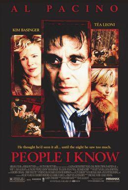 """Постер к фильму """"Нужные люди"""" /People I Know/ (2002)"""
