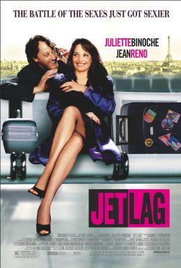 """Постер к фильму """"История любви"""" /Jet Lag/ (2002)"""