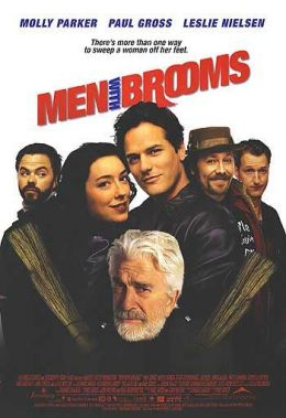 "Постер к фильму ""Парни с метлами"" /Men with Brooms/ (2002)"