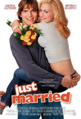"""Постер к фильму """"Молодожены"""" /Just Married/ (2003)"""