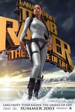 """Постер к фильму """"Лара Крофт - Расхитительница гробниц: Колыбель жизни"""" /Lara Croft Tomb Raider: The Cradle of Life/ (2003)"""