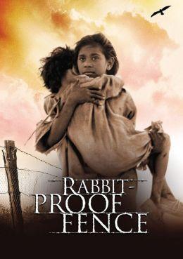 """Постер к фильму """"Клетка для кроликов"""" /Rabbit-Proof Fence/ (2002)"""