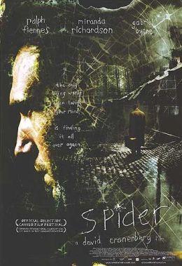 "Постер к фильму ""Паук"" /Spider/ (2002)"