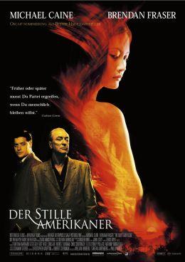 """Постер к фильму """"Тихий американец"""" /The Quiet American/ (2002)"""