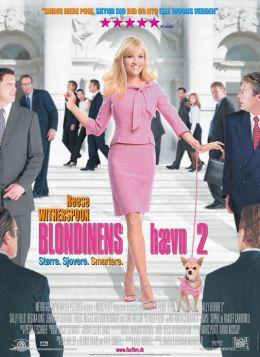 "Постер к фильму ""Блондинка в законе 2"" /Legally Blonde 2: Red, White & Blonde/ (2003)"