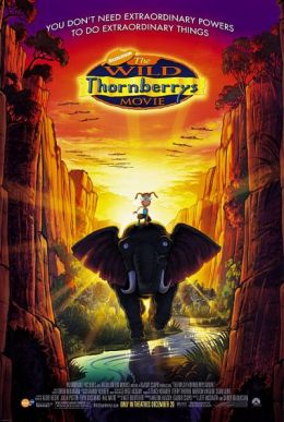"Постер к фильму ""Дикая семейка Торнберри"" /The Wild Thornberrys Movie/ (2002)"