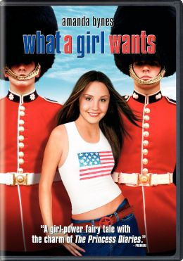 """Постер к фильму """"Чего хочет девушка"""" /What a Girl Wants/ (2003)"""