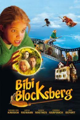 """Постер к фильму """"Биби - маленькая волшебница"""" /Bibi Blocksberg/ (2002)"""