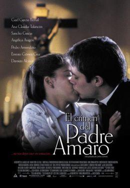 "Постер к фильму ""Преступление отца Амаро"" /The Crime of Father Amaro/ (2002)"