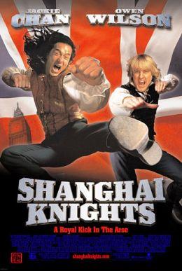 "Постер к фильму ""Шанхайские рыцари"" /Shanghai Knights/ (2003)"