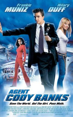 "Постер к фильму ""Агент Коди Бэнкс"" /Agent Cody Banks/ (2003)"