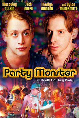 """Постер к фильму """"Клубная мания"""" /Party Monster/ (2003)"""