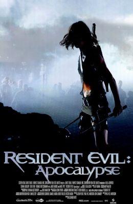 """Постер к фильму """"Обитель зла 2: Апокалипсис"""" /Resident Evil: Apocalypse/ (2004)"""