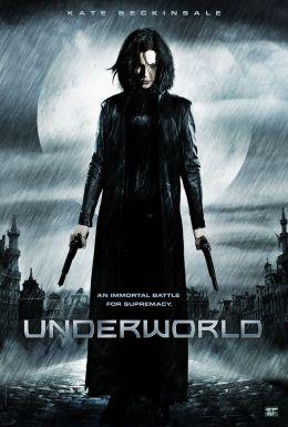 """Постер к фильму """"Другой мир"""" /Underworld/ (2003)"""