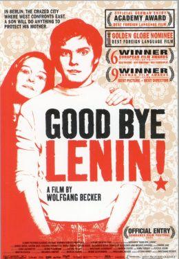 "Постер к фильму ""Гуд бай, Ленин!"" /Good Bye Lenin!/ (2003)"