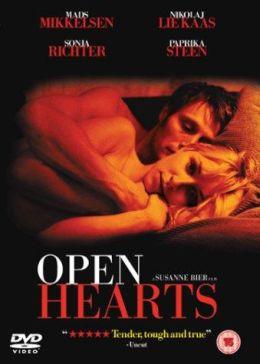 """Постер к фильму """"Открытые сердца"""" /Open Hearts/ (2002)"""