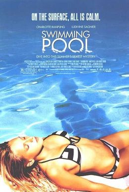 "Постер к фильму ""Бассейн"" /Swimming Pool/ (2003)"