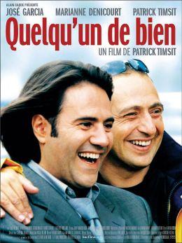 """Постер к фильму """"Непримиримые"""" /Quelqu'un de bien/ (2002)"""