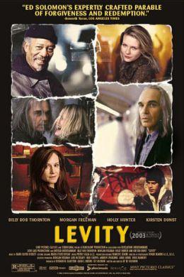 """Постер к фильму """"Раскаяние"""" /Levity/ (2003)"""