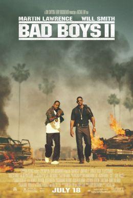 """Постер к фильму """"Плохие парни II"""" /Bad Boys II/ (2003)"""