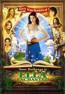 """Постер к фильму """"Заколдованная Элла"""" /Ella Enchanted/ (2003)"""