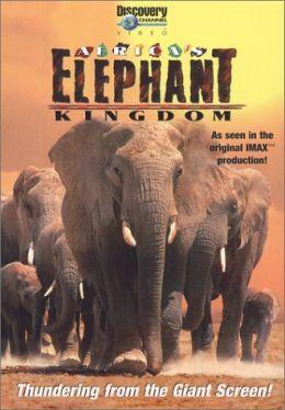 """Постер к фильму """"Африка: Королевство слонов"""" /Africa's Elephant Kingdom/ (1998)"""