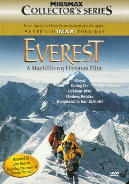 """Постер к фильму """"Эверест"""" /Everest/ (1998)"""