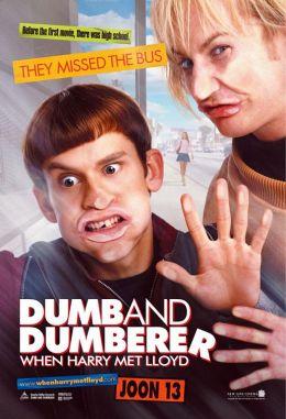 """Постер к фильму """"Тупой и еще тупее тупого: Когда Гарри встретил Ллойда"""" /Dumb and Dumberer: When Harry Met Lloyd/ (2003)"""