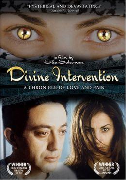 """Постер к фильму """"Божественное вмешательство"""" /Divine Intervention/ (2001)"""