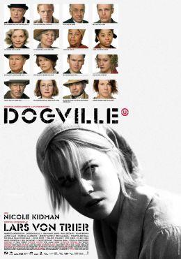 """Постер к фильму """"Догвилль"""" /Dogville/ (2003)"""