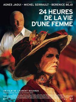 """Постер к фильму """"24 часа из жизни женщины"""" /24 heures de la vie d'une femme/ (2002)"""