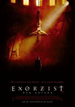 """Постер к фильму """"Изгоняющий дьявола: Начало"""" /Exorcist: The Beginning/ (2004)"""