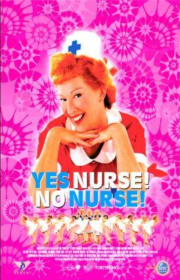 "Постер к фильму ""Да сестричка, нет сестричка"" /Yes Nurse! No Nurse!/ (2002)"