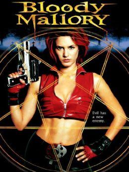 """Постер к фильму """"Кровавая Мэлори"""" /Bloody Mallory/ (2002)"""