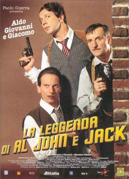 """Постер к фильму """"Приключения гангстеров в Нью-Йорке"""" /The Legend of Al/ (2003)"""