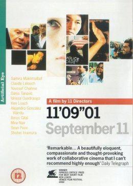 """Постер к фильму """"11 сентября"""" /11'09''01 - September 11/ (2002)"""